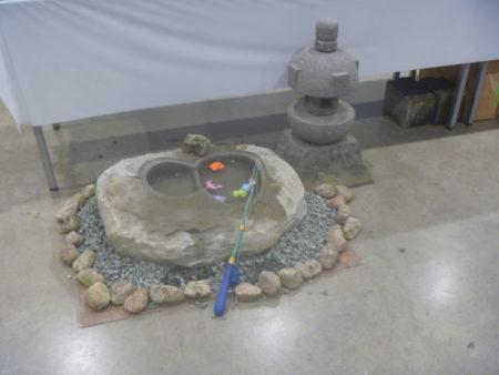 白河石-水鉢-